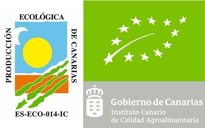 Certificado Agricultura Ecológica Fuerteventura
