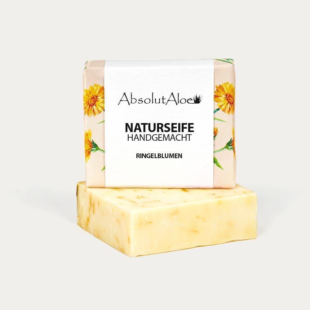 Ringelblumen Seife - AbsolutAloe Fuerteventura