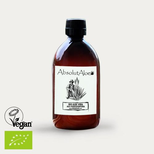 Succo di Aloe Vera Organico 500ml - AbsolutAloe